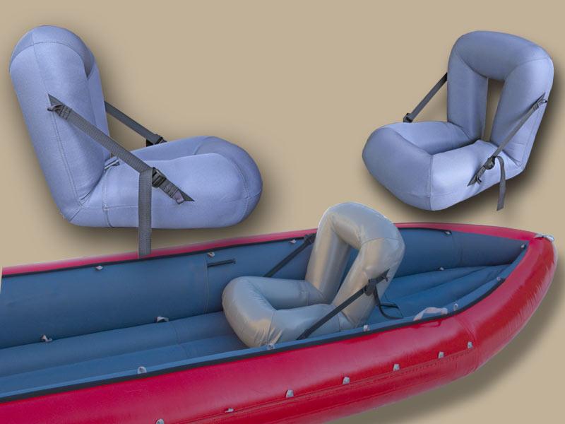 как сделать мягкую сидушку для лодки